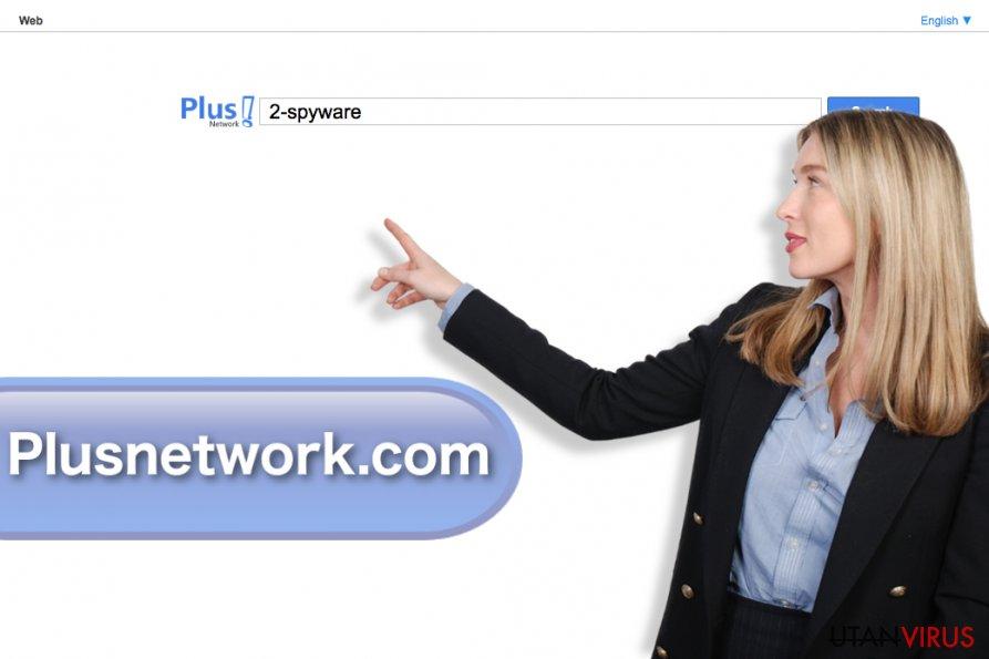 Plusnetwork.com-viruset