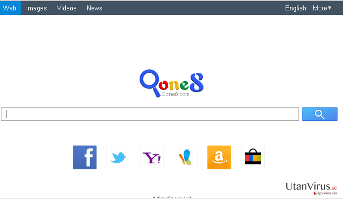 Qone8.com ögonblicksbild