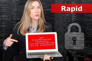 Rapid ransomware