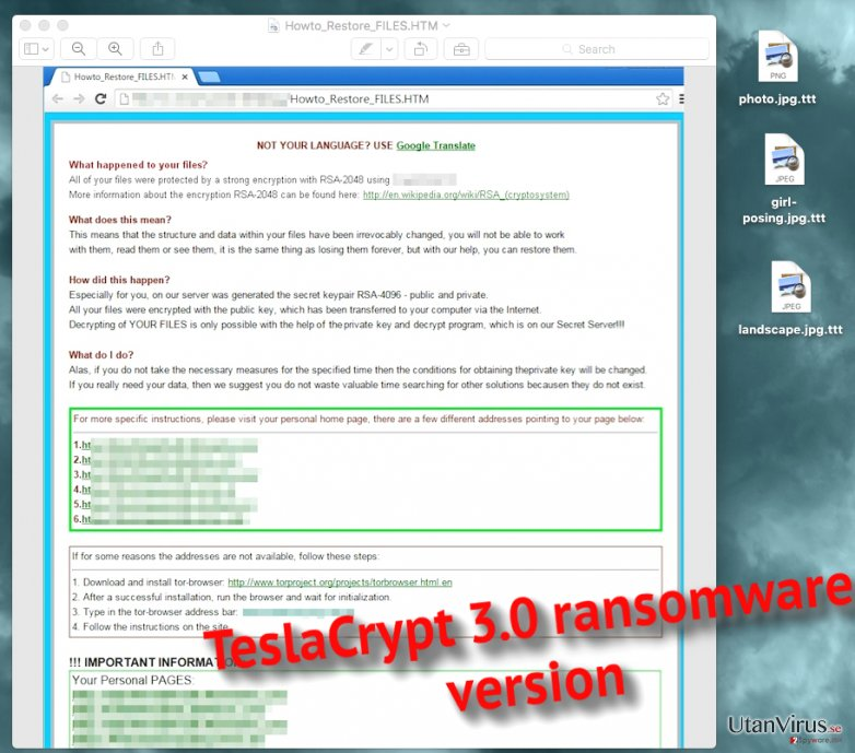 .ttt file extension ransomware