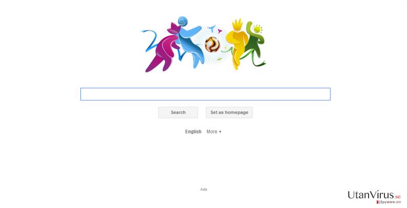 Search.iminent.com virus ögonblicksbild