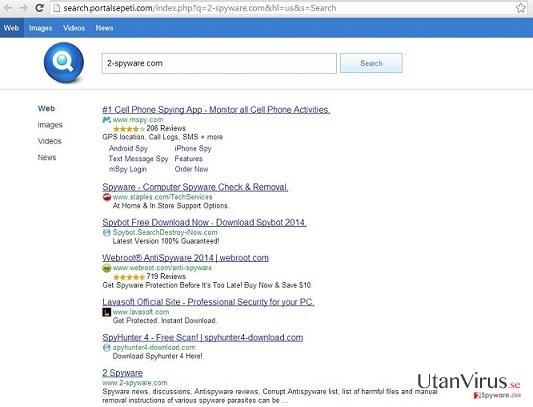 Search.Portalsepeti.com ögonblicksbild