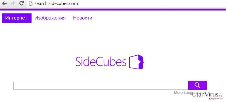 search.sidecubes.com ögonblicksbild
