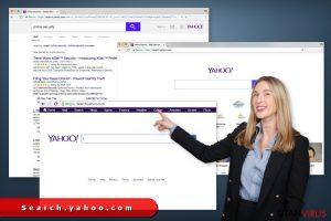 Omdirigeringar från search.yahoo.com