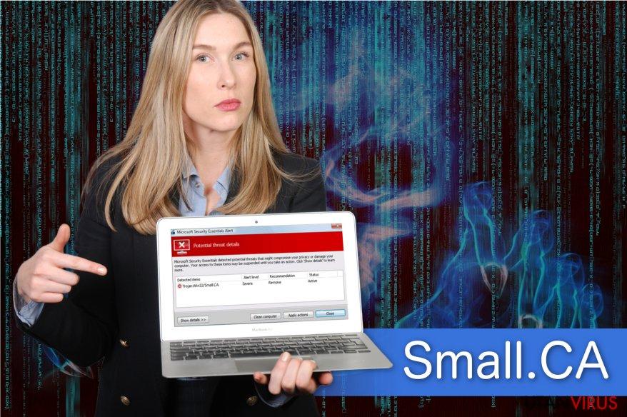 Small.CA virus