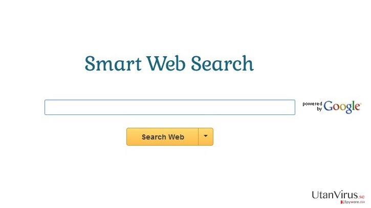 Smart Web Search ögonblicksbild