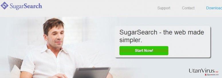 SugarSearch ögonblicksbild