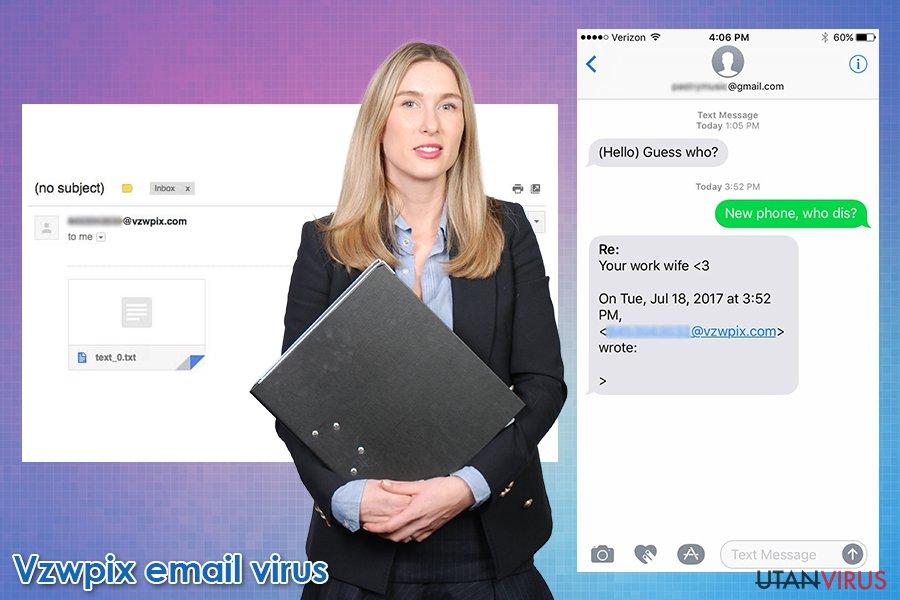 Vzwpix e-post bedrägeri