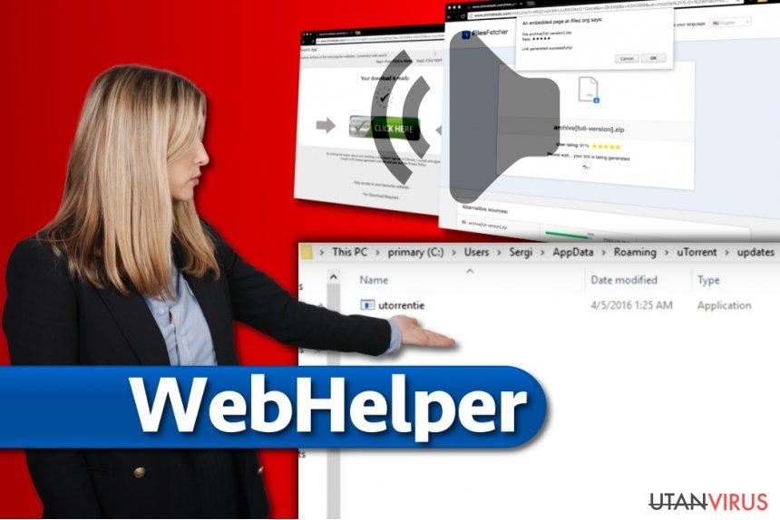 WebHelper-viruset