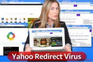 Yahoo-omdirigeringsviruset